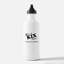 Kix kix Water Bottle