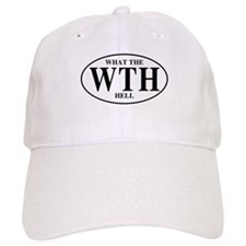 What the Hell Baseball Cap