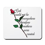 Mother's Day Flower Mousepad