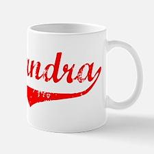 Kassandra Vintage (Red) Small Small Mug