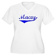 Macey Vintage (Blue) T-Shirt