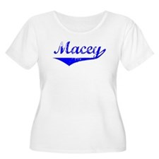 Macey Vintage (Blue) T-Shirt