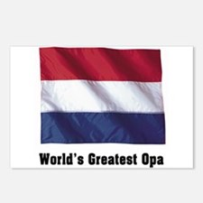 Greatest Opa Postcards (Package of 8)