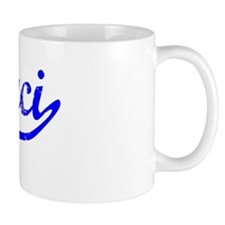 Maci Vintage (Blue) Coffee Mug