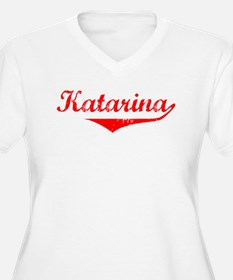 Katarina Vintage (Red) T-Shirt