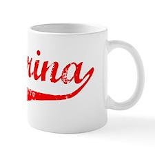 Katarina Vintage (Red) Mug