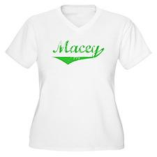 Macey Vintage (Green) T-Shirt