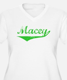 Macey Vintage (Green) T-Shirt