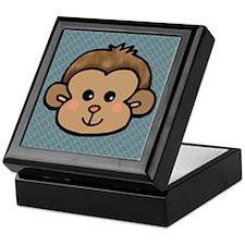 Monkey Face Keepsake Box