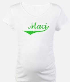 Maci Vintage (Green) Shirt