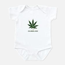 Columbus, Ohio Infant Bodysuit