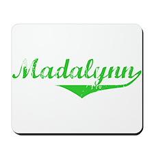 Madalynn Vintage (Green) Mousepad