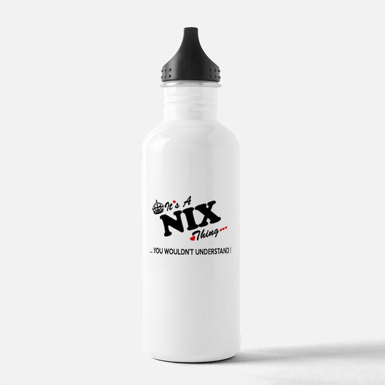 Cute Nix Water Bottle
