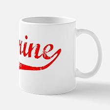 Kathrine Vintage (Red) Mug