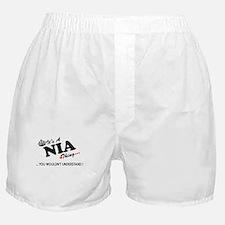 Unique Nia Boxer Shorts