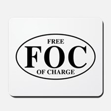 Free Of Charge Mousepad
