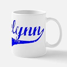 Madelynn Vintage (Blue) Mug