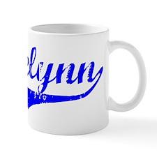 Madelynn Vintage (Blue) Small Mug