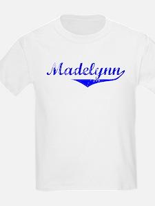 Madelynn Vintage (Blue) T-Shirt