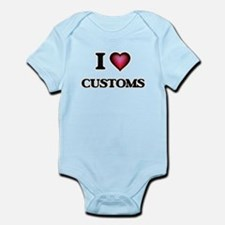 I love Customs Body Suit