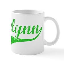 Madelynn Vintage (Green) Mug