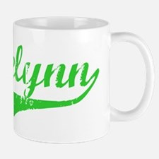 Madelynn Vintage (Green) Small Small Mug