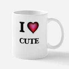 I love Cute Mugs