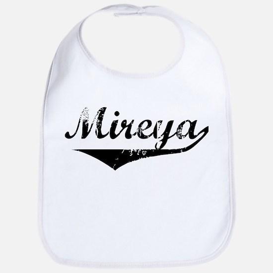 Mireya Vintage (Black) Bib