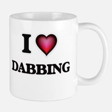 I love Dabbing Mugs