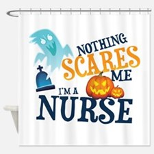 Nurse Halloween Shower Curtain