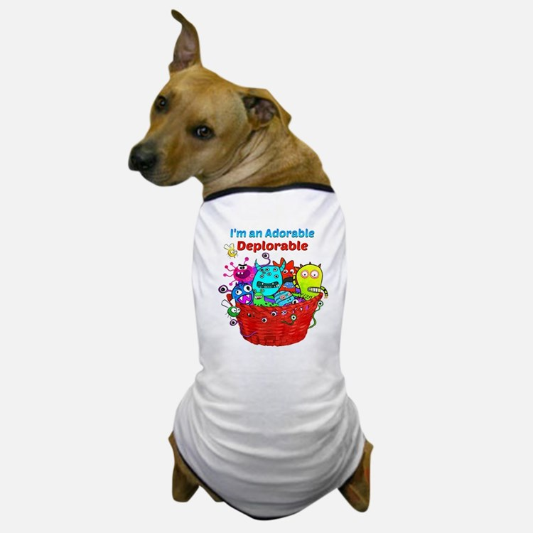 Cute Inauguration party Dog T-Shirt