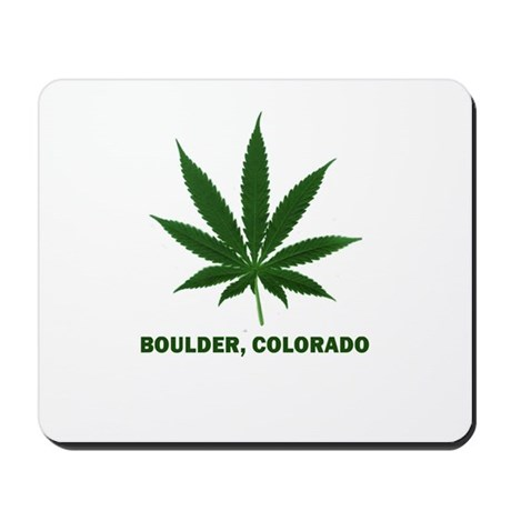 Boulder, Colorado Mousepad