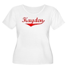 Kayden Vintage (Red) T-Shirt