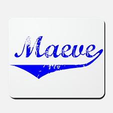 Maeve Vintage (Blue) Mousepad