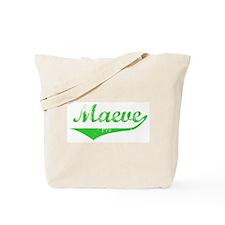 Maeve Vintage (Green) Tote Bag