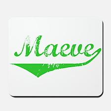 Maeve Vintage (Green) Mousepad
