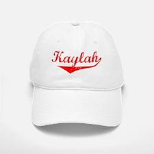 Kaylah Vintage (Red) Baseball Baseball Cap