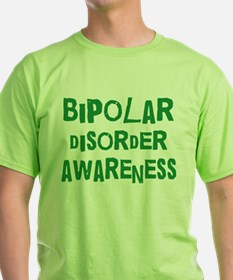 Bipolar Disorder Quote T-Shirt