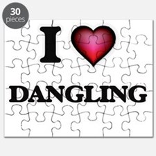 I love Dangling Puzzle