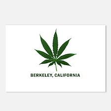 Berkeley, California Postcards (Package of 8)