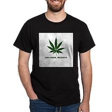 Ann Arbor, Michigan T-Shirt