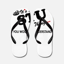 Unique Stu Flip Flops