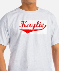 Kaylie Vintage (Red) T-Shirt