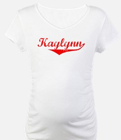 Kaylynn Vintage (Red) Shirt