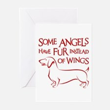 DOXIE ANGEL Greeting Cards (Pk of 10)
