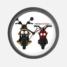 Anime Ruck Buddies Wall Clock