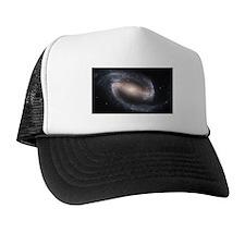 NGC 1300 Spiral Galaxy Trucker Hat