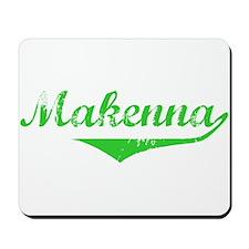 Makenna Vintage (Green) Mousepad
