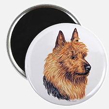 Australian Terrier Dog Magnet