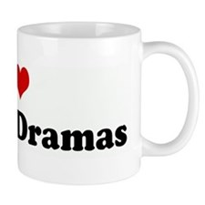 I Love Korean Dramas Mug